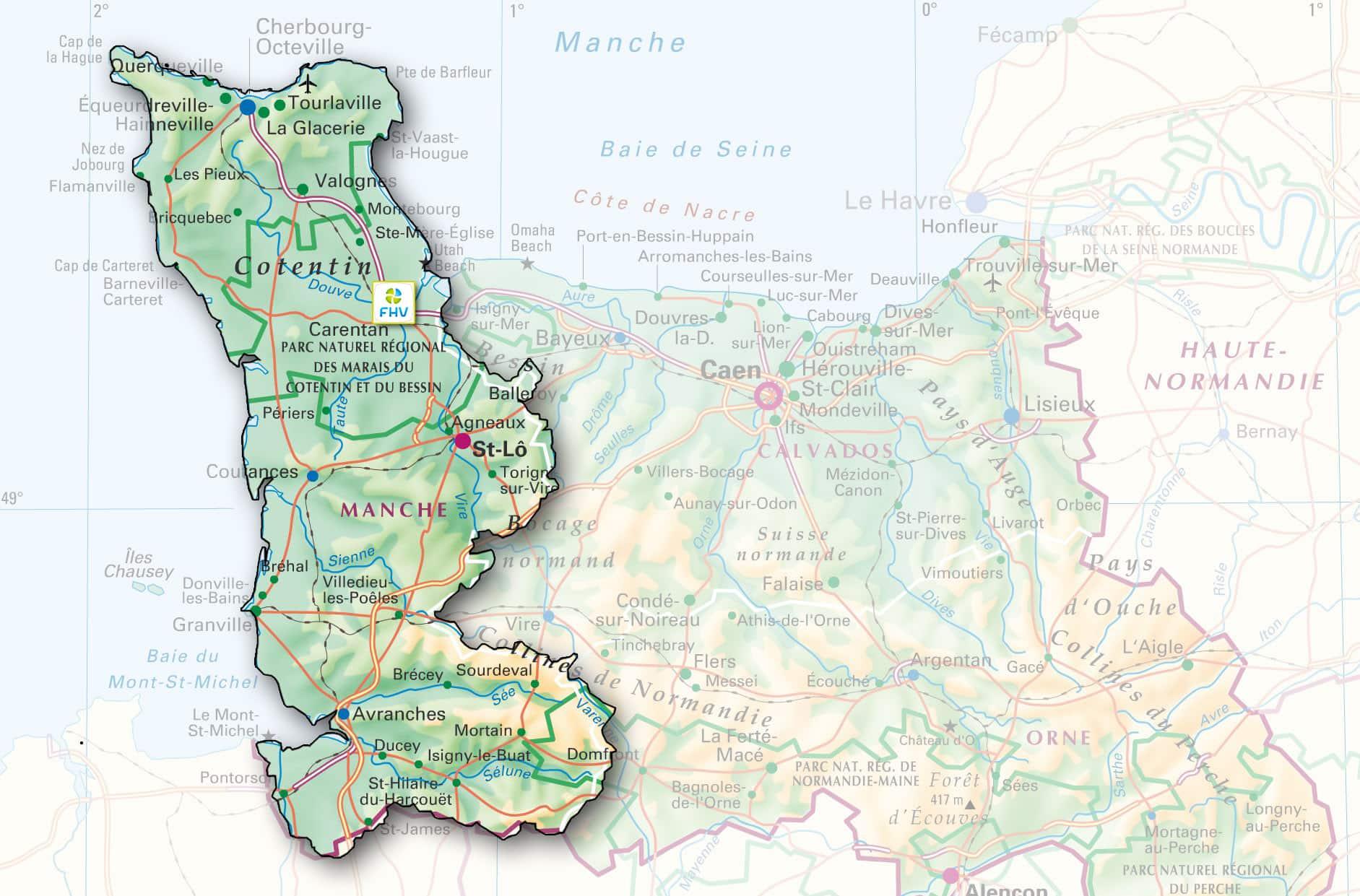 agence-manche France Hygiène Ventilation