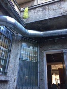 ventilation cuisine restaurant
