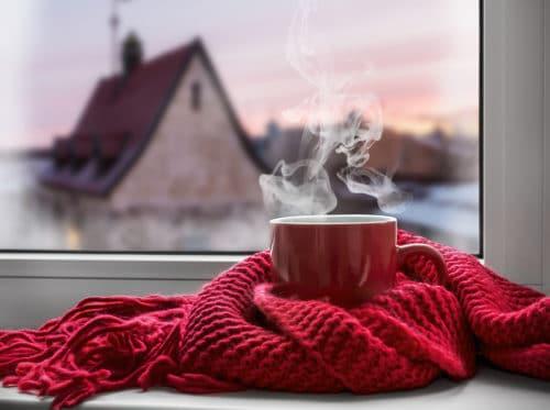 ventilation maison hiver