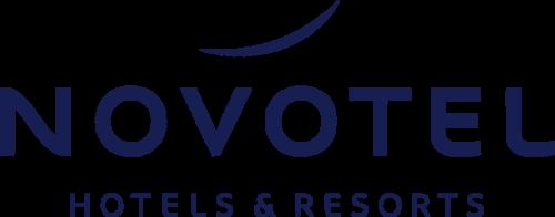 Novotel logo France Hygiène Ventilation