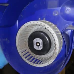 moteur de vmc propre