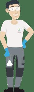 Technicien nettoyage VMC - France Hygiène Ventilation