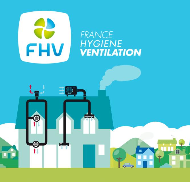 Maison france hygiene ventilation