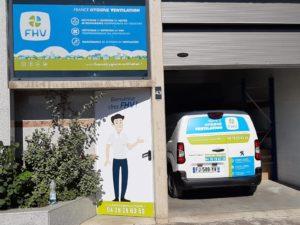 Agence Lyon Sud France Hygiène Ventilation