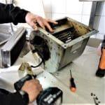 Entretien moteur - Dégraissage Hotte complet - France Hygiène Ventilation