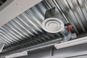 Système de ventilation par FHV